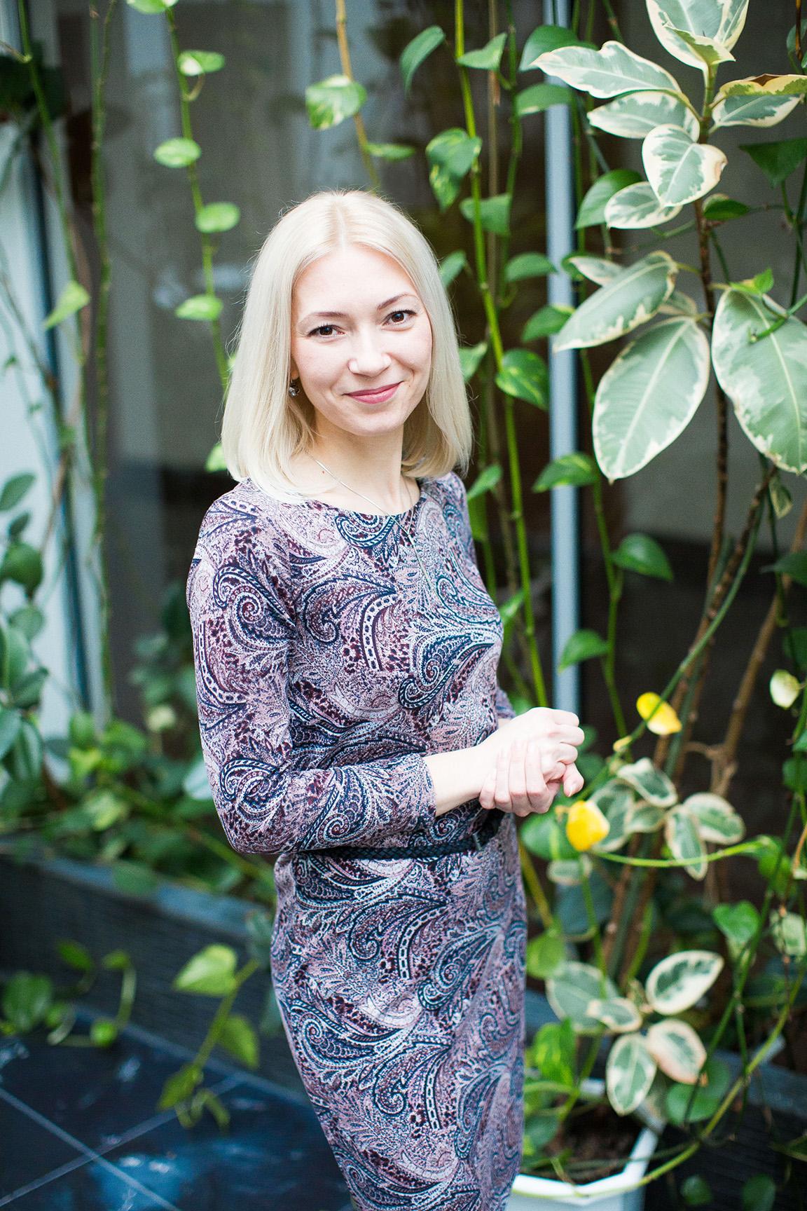 Маткова Екатерина Валерьевна