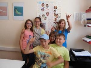 Каникулы в лагере с иностранным языком «INЯЗ Студия»