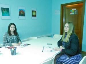 урок разговорного английского в языковой школе