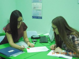 проведение урока итальянского языка в группе для взрослых