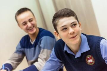 фото мальчиков на занятиях по ангийскому