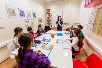 Английский для детей в INЯЗ Студии