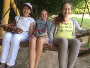 фото летнего лагеря с английским языком